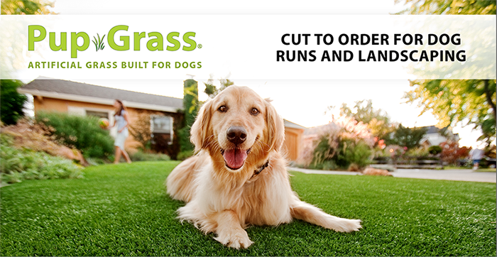 Pup Grass Cut To Order